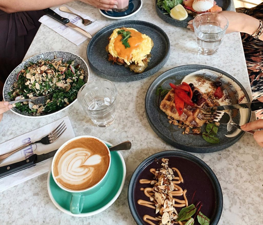 best aussie cafes in new york and los angeles