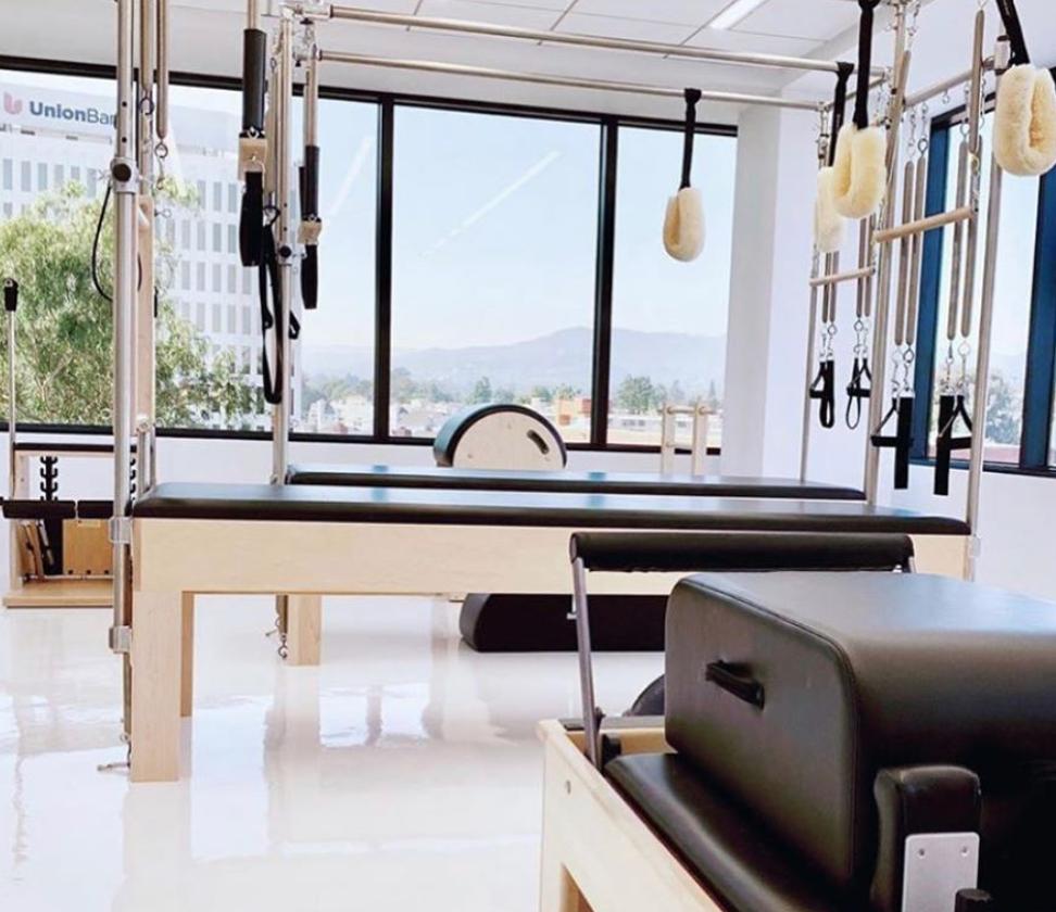 best pilates studio