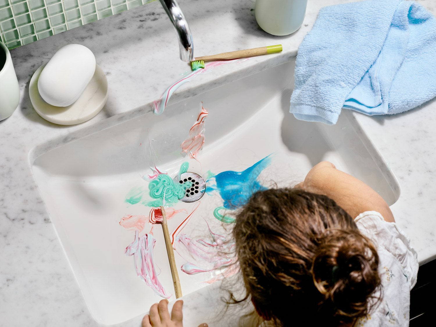 sustainable kids toothpaste