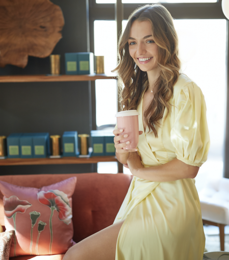Jasmine Garnsworthy Launches Fairwell, A Sustainable Travel Cup Company