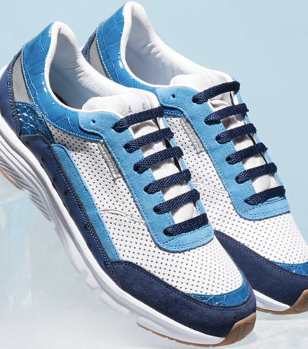 Serta Releases Limited Edition iC1 Sneakers With Unique Cooling Technology