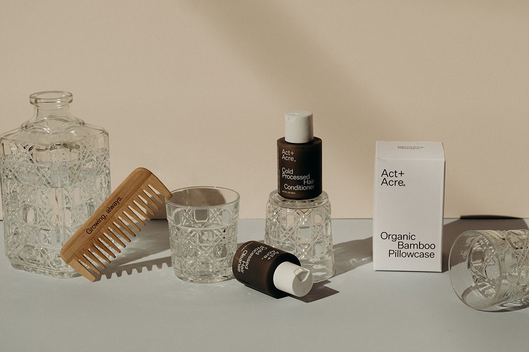 Sustainable, Cold-Pressed Shampoo — The Future Of Haircare