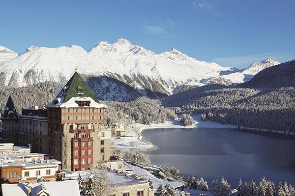 best winter wellness destinations, austria badrugets palace hotel
