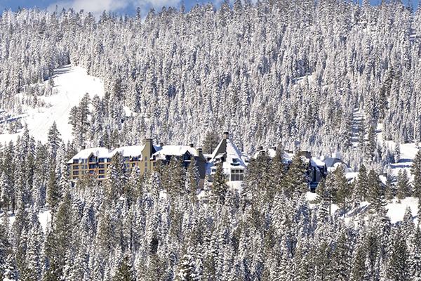 best winter wellness destinations, the Ritz-Carlton, Lake Tahoe