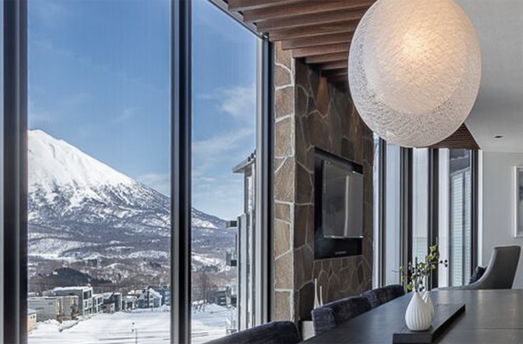 best winter wellness getaways, the vale niseko lodge