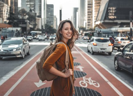 Worried About Your Travel's Carbon Footprint? Offset A Trip With This App