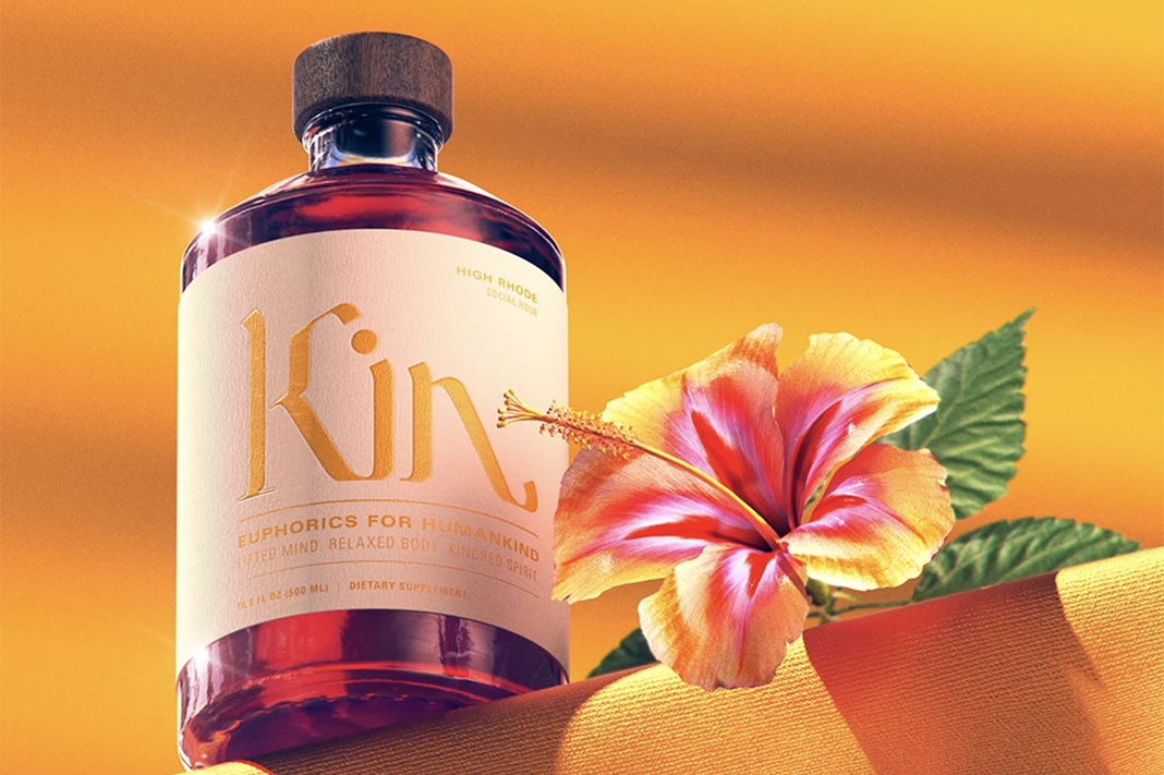 kin euphorics non-alcoholic beverage