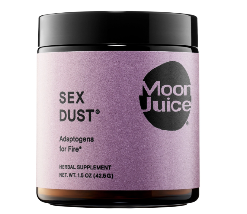 ultimate valentine's day gift guide, moon juice sex dust