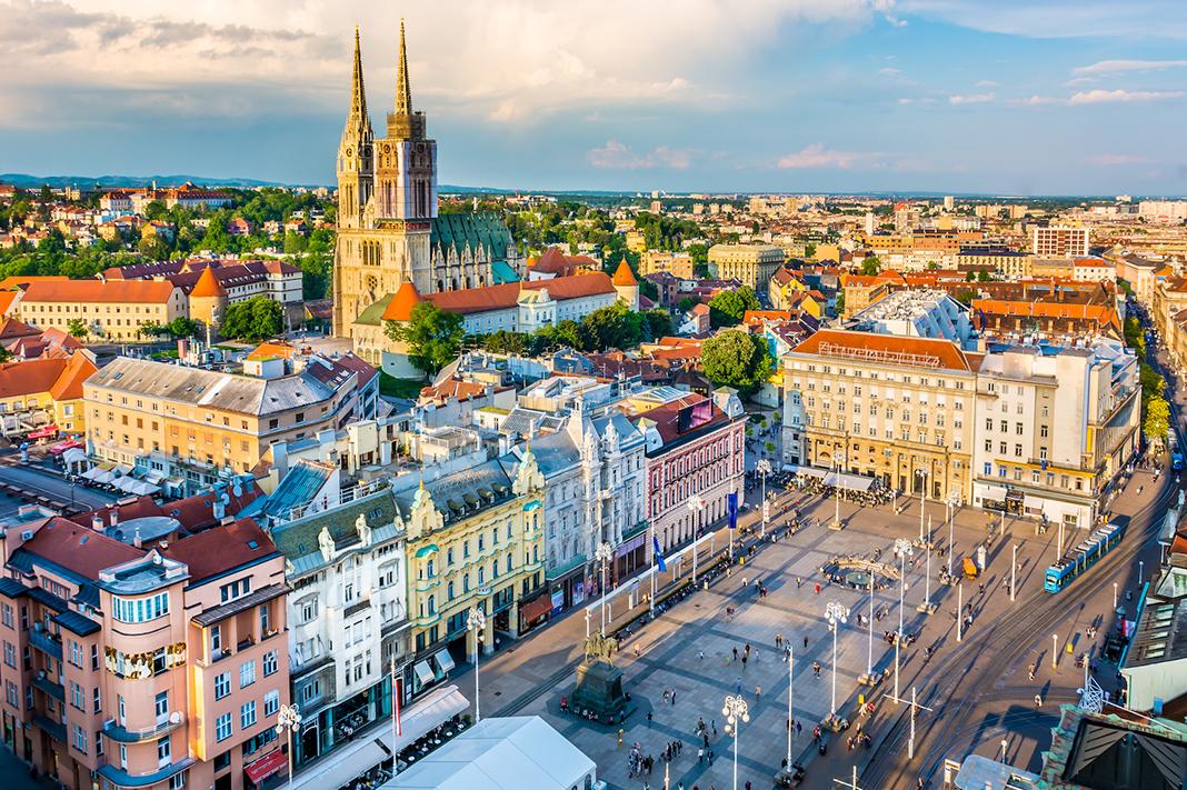 best european cities to shop in, zagreb, croatia