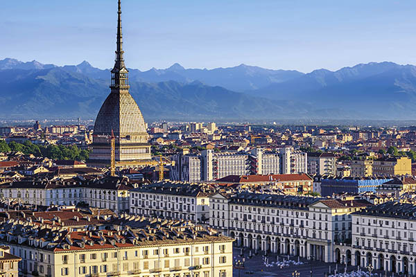 best european cities to shop in, turin, italy