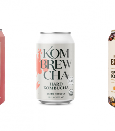 The 7 Best Hard Kombucha Brands To Try Instead Of Alcohol