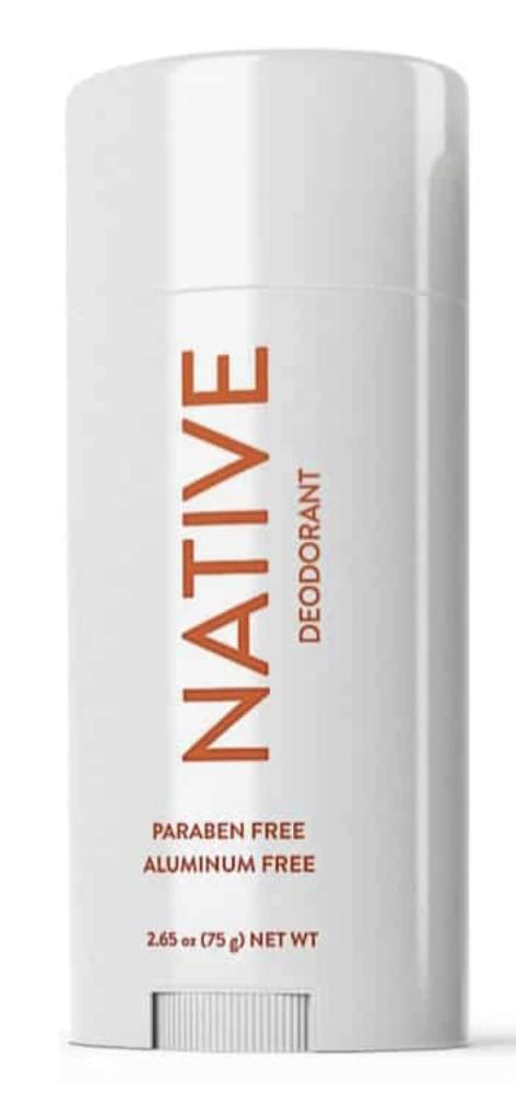 best natural deodorant